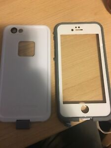 Lifeproof FRE case for iPhone 6s, barely used.