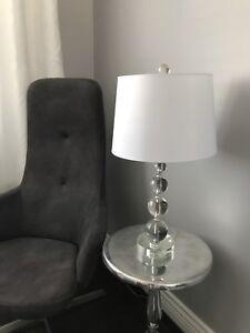 Lampe de table, lampe de chevet