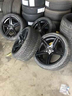 """BMW 18"""" wheels"""