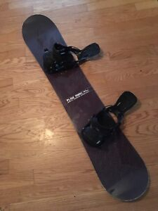 Ski board and/or boots