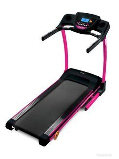Cardio tech Pink Treadmill