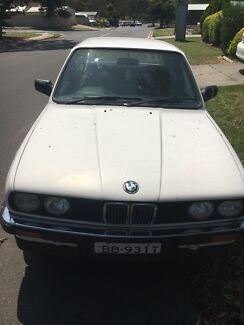 1986 BMW 318 I for sale
