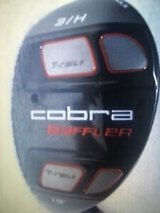 Right Handed Cobra #3 Hybrid with orig. cover