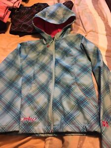 Girls size 10/12 xmtn jacket