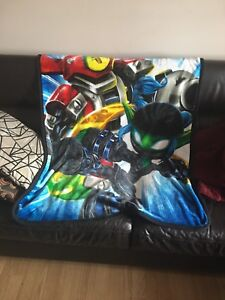 3' x 4' Skylanders Plush Throw/Blanket