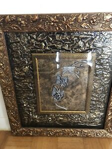 Versace Decor Framed Art