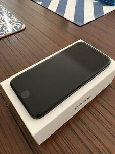 Unlocked iPhone 7 Matte Black (32gb)