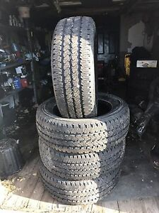 Firestone AT tires 285/60r20