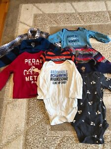 9 month boy clothing