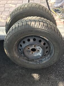 Mazda tires with