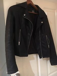 Leather jacket and bomber jacket Berwick Casey Area Preview