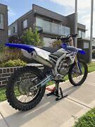 Yamaha 2014 yz450f Greystanes Parramatta Area Preview