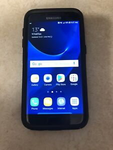 Unlocked Samsung S7 in perfect condition