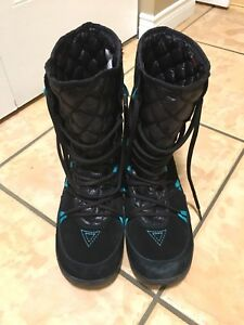 Women's North Face Winter Boot