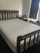 Double bed and mattress  Meringandan West Toowoomba Surrounds Preview