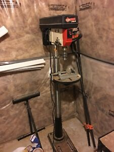 Canwood Pro Floor Drill Press
