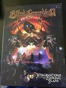 Blind Guardian imaginations though the looking glass