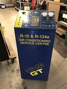 Viper GT Air Conditioning Machine R-12 R-134A