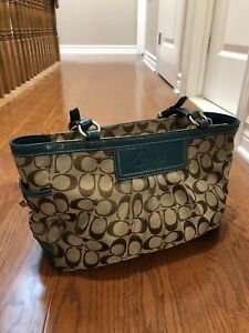 Used Authentic Coach Bag