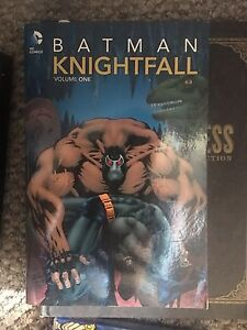 Batman knightfall vol 1
