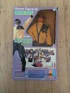 Jackie Chan action figure doll still in box!
