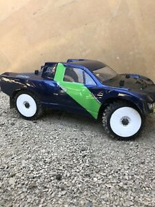 Traxxas slash lcg upgraded