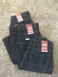 Brand NEW Husky Jeans - Size 18 Kids or Men's Small