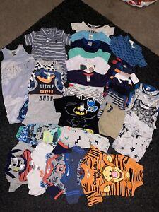 Baby Boy Clothing Bundles- 00's