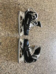 Patin gardien Bauer S190 Junior goalie skates