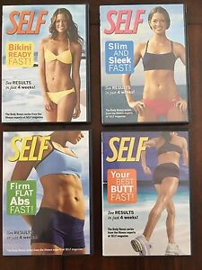 Self Workout DVDS