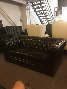 Chesterfield 2 Seater BRAND NEW!! Sumner Brisbane South West Preview