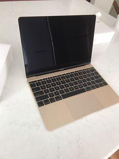 Apple MacBook 512kb  gold