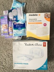 Group of Nursing Pads (120+)