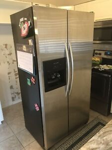 Kitchenaid Superba Side by Side Fridge / Freezer