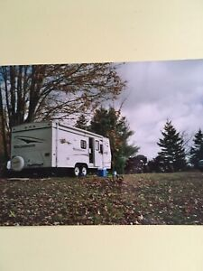 Camping travel trailer Wilderness 24ft., 2005