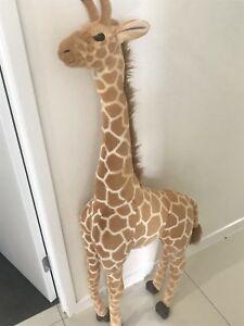 Giant Giraffe Stuffed Toy Toys Indoor Gumtree Australia Gold Coast