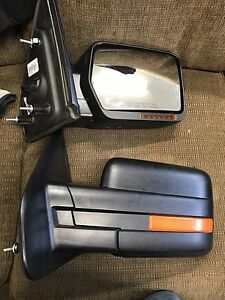 Ford Driver and passenger side mirrors