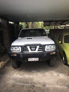 2003 GU Nissan patrol
