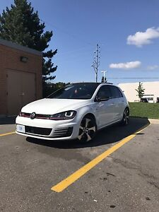 2015 VW GTI Lease Takeover - Performance Pack!
