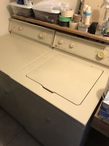 Maytag Washer and Dryer Set. Must Sell by Friday ~ $75