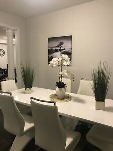 Two Furnished rooms for rent.  Beautiful in brand new home.