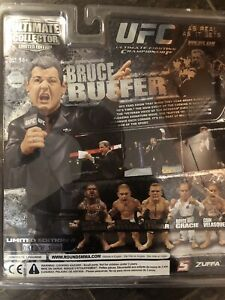 Bruce Buffer Ultimate Collector Series 4 Limited Edition