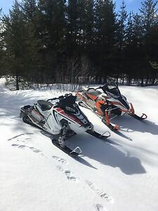 2017 Polaris 2016 Arctic cat