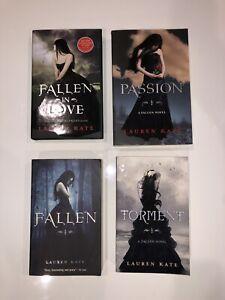 Fallen- 4 Book Series Bundle