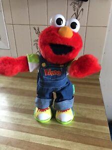 Elmo. Pretend Elmo