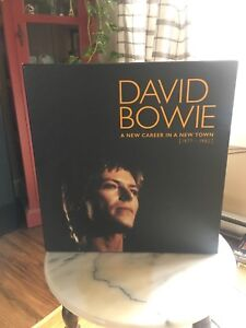 David Bowie A New Career in a New Town 13Lp boxset