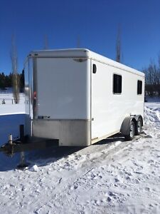 H&H enclosed trailer