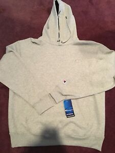 Champion Fleece Hoodie Ds w/Tags Early 2000's Edition