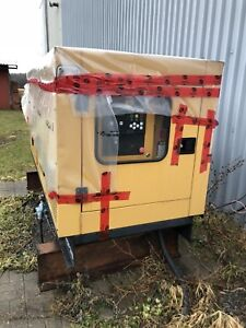 Olympian G45F3S natural gas generator, like new