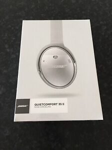 *NEW* Bose QC35 II Silver Wireless Headphones - RRP $499 - c/w invoice